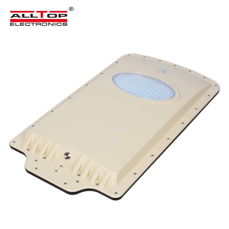 ALLTOP -Professional Solar Street Light Solar Street Light With Motion Sensor Supplier-1