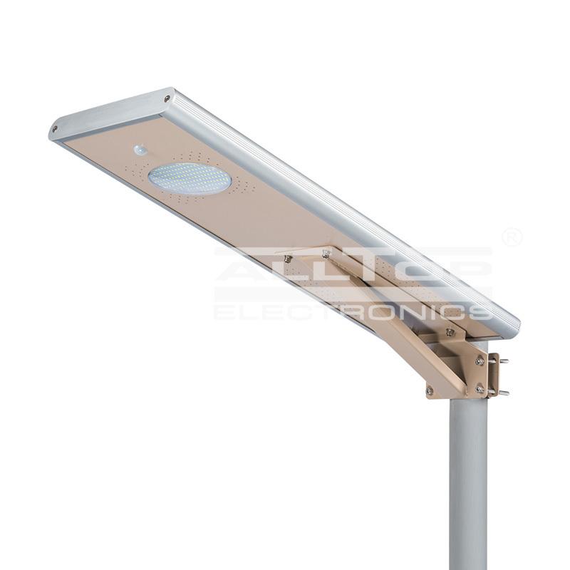 All in One Integrated LED Solar led street light