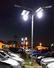 Quality ALLTOP Brand outdoor cob solar street lamp