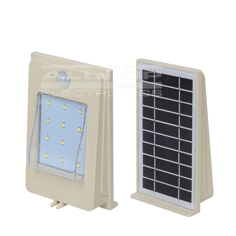 outdoor led solar light 5W