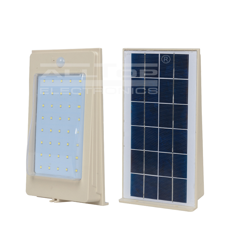 ALLTOP -Solar Led Street Light, Outdoor Led Solar Light-1