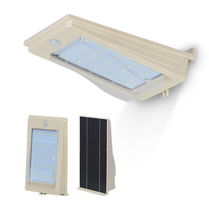 2W 3W 4W 5W waterproof solar led outdoor fancy wall bracket light fixtures