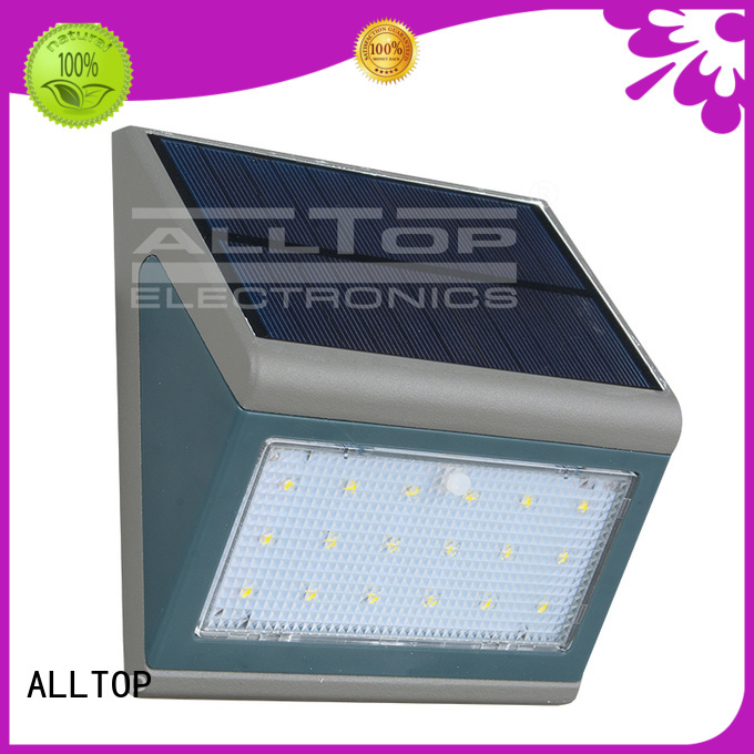 Wholesale quality solar wall lantern ALLTOP Brand