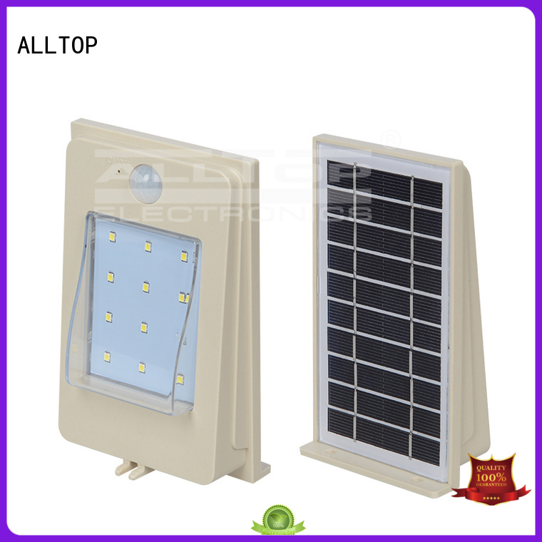 solar street light manufacturer lumens light ALLTOP Brand solar street lamp