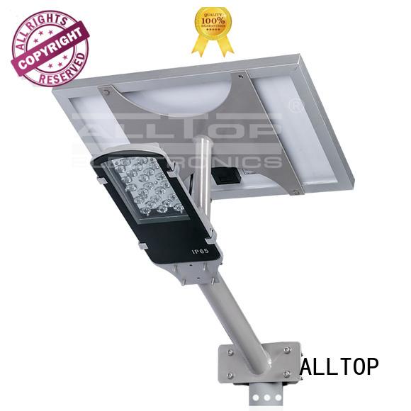brightness lighting solar street lamp ALLTOP Brand