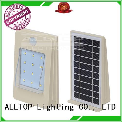 solar street light manufacturer solar ALLTOP Brand solar street lamp