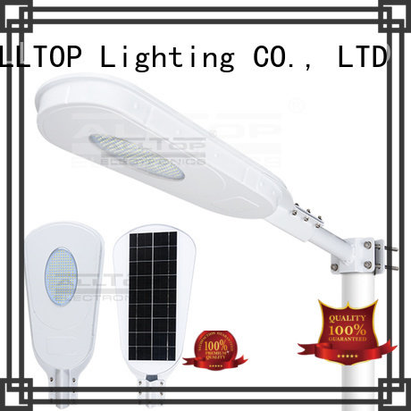 Wholesale selling solar street lamp ALLTOP Brand