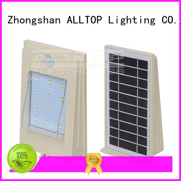 Wholesale selling solar street light manufacturer led ALLTOP Brand