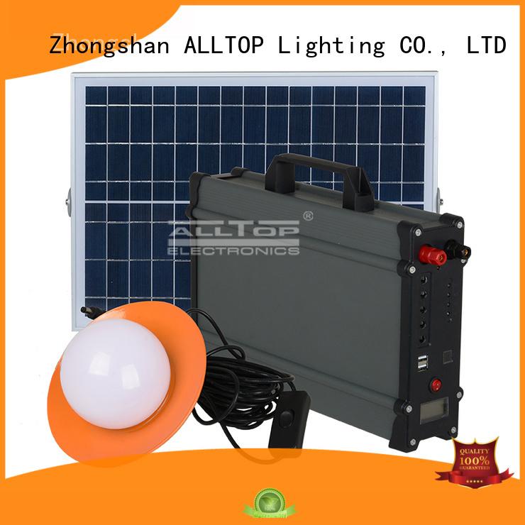 led lighting systems for home solar solar led lighting system ALLTOP Brand