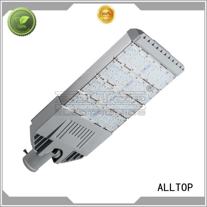 bridgelux product led street light price ALLTOP manufacture