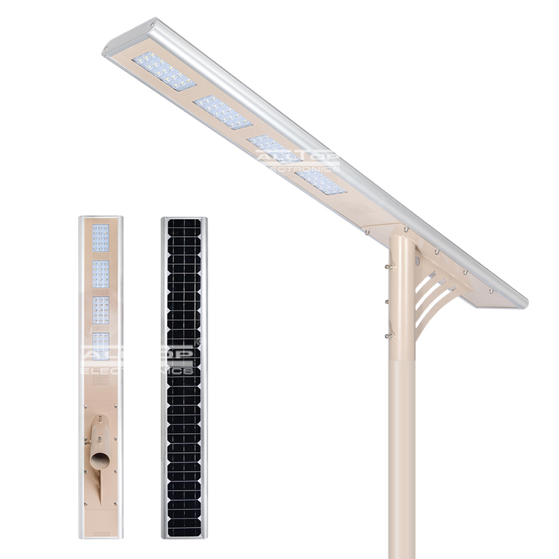 ALLTOP -Professional Integrated Street Light All In One Solar Street Light Manufacturer-1