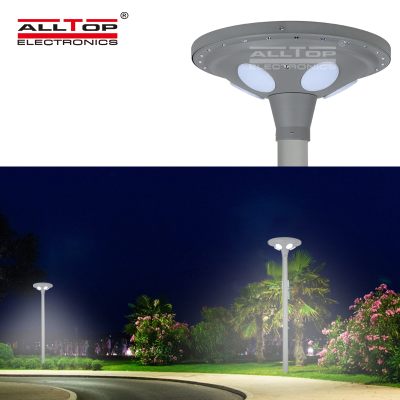 ALLTOP -High-quality Solar Yard Lights | High Quality Outdoor All In One 30 W Solar