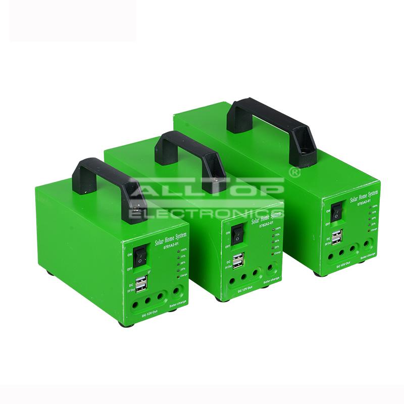 ALLTOP -solar dc lighting system ,solar panel lighting system | ALLTOP-1