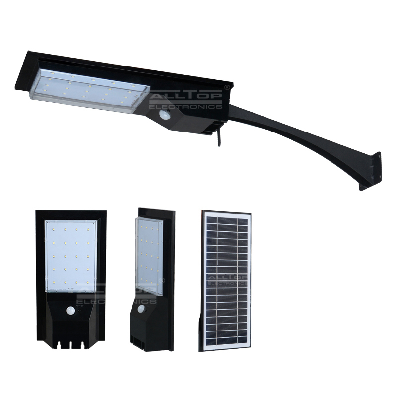 9w 14w outdoor garden IP65 waterproof solar led wall light housing