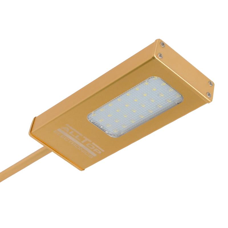 ALLTOP -Solar Wall Lights Modern Garden Outdoor Ip65 Waterproof Solar Led Wall-2