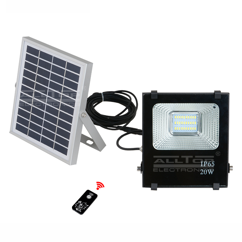 High brightness ip65 waterproof outdoor SMD 10watt 20watt 30watt 50watt 100watt solar led flood light