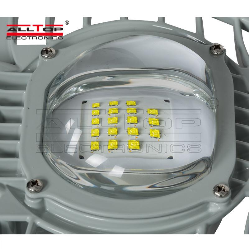 50W 100W 150W outdoor IP65 high brightness cob led street light with photo sensor