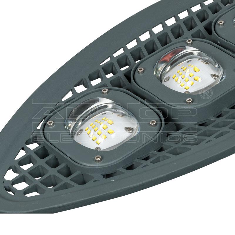 Waterproof outdoor ip65 110v high power aluminum led street light lamp