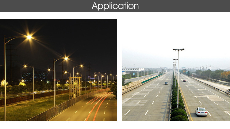 cob automatic ALLTOP Brand led street light price