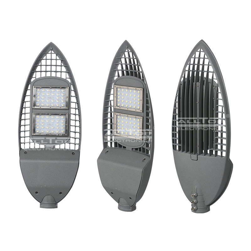 high lumen low price outdoor IP65 bridgelux COB led street light 56w 60w
