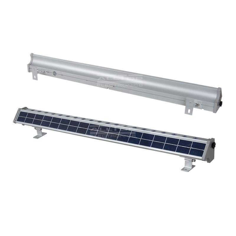High quality outdoor IP65  aluminum Solar led wall washer light 10 watt 20 watt