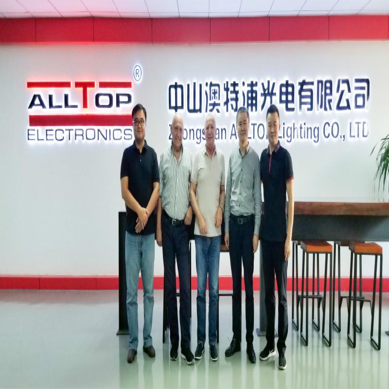 Zhongshan ALLTOP Lighting CO., LTD