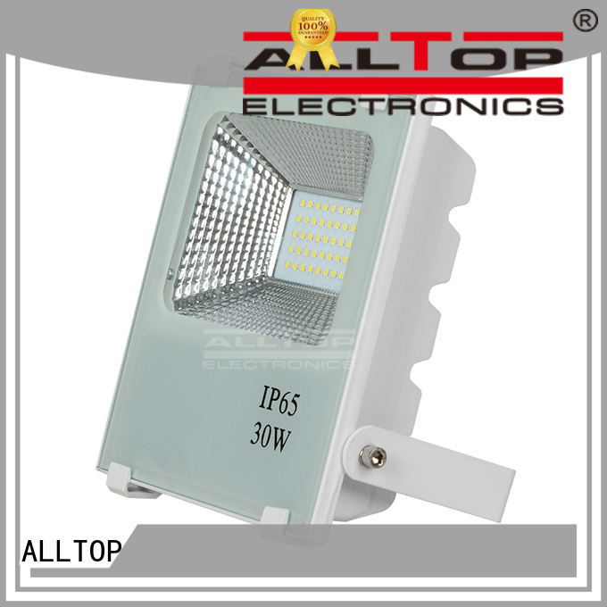 ALLTOP Brand quality flood outdoor led floodlight manufacture