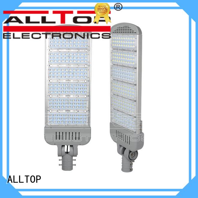 led street light price list outdoor aluminum ALLTOP Brand company