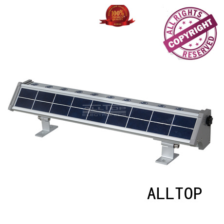 solar wall lamp outdoor waterproof solar camp Warranty ALLTOP