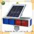 Quality ALLTOP Brand solar powered traffic lights quality