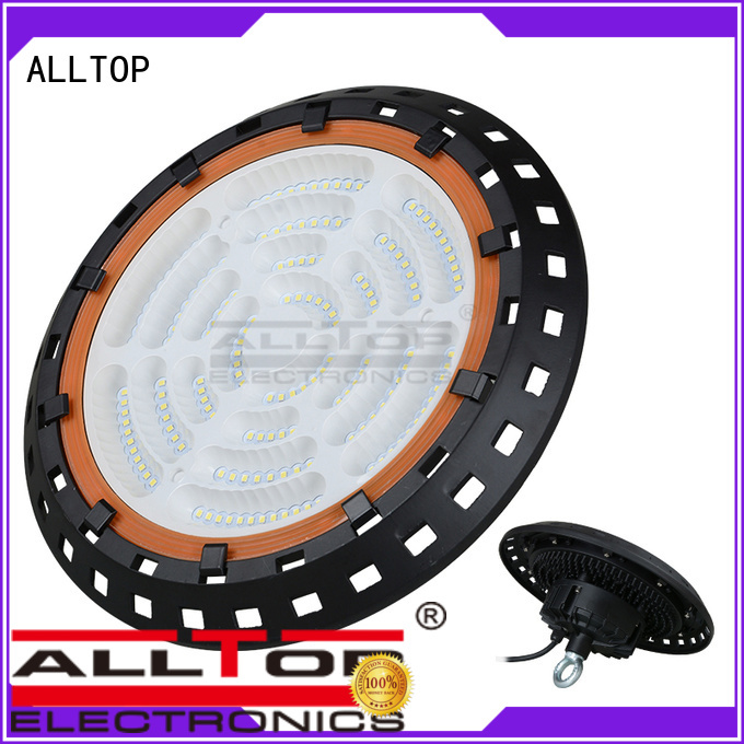 brightness bay led high bay lamp lumen ALLTOP company