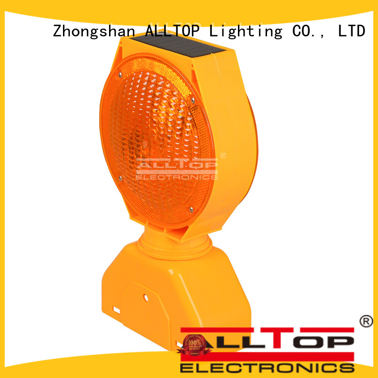 traffic quality ALLTOP Brand solar powered traffic lights factory