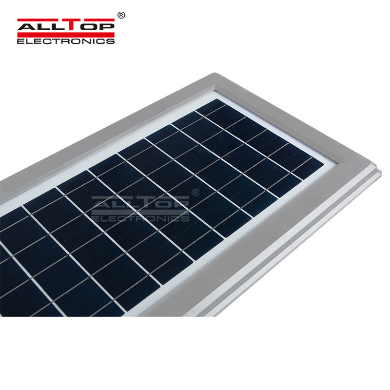 High quality IP67 waterproof all in one solar led street light