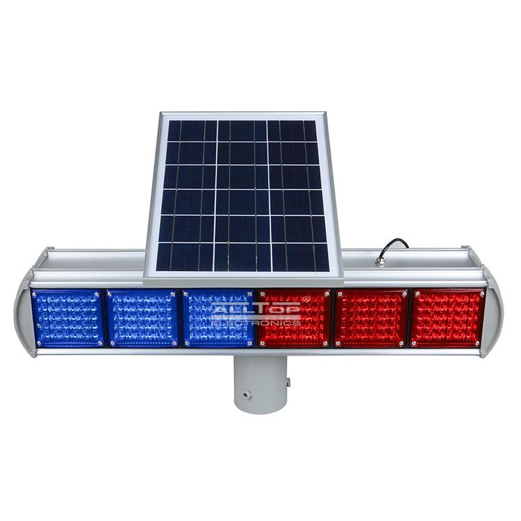 power traffic solar powered traffic lights quality ALLTOP company
