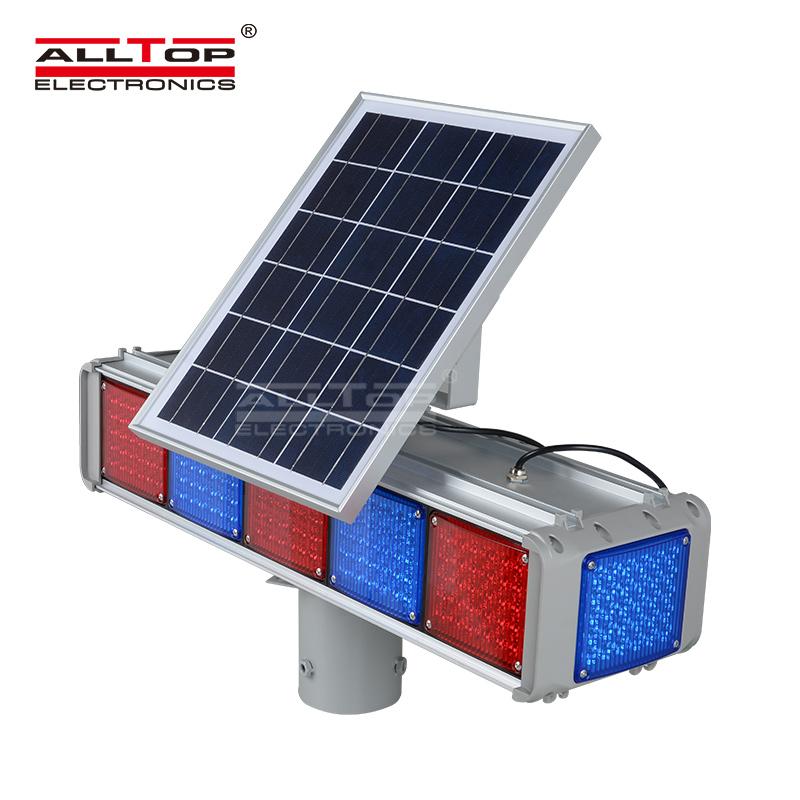 ALLTOP -portable traffic signals | Solar Traffic Light | ALLTOP