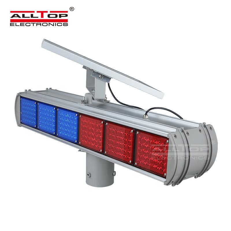 ALLTOP -portable traffic signals | Solar Traffic Light | ALLTOP-1