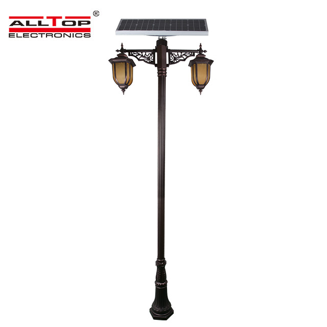 ALLTOP -Solar Patio Lights | Outdoor Decoration Classical Landscape Solar Garden
