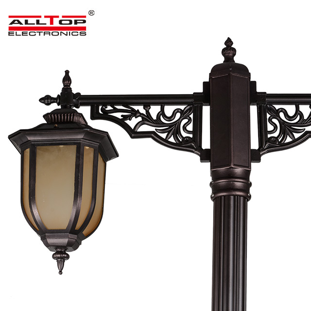 ALLTOP -Solar Patio Lights | Outdoor Decoration Classical Landscape Solar Garden-1