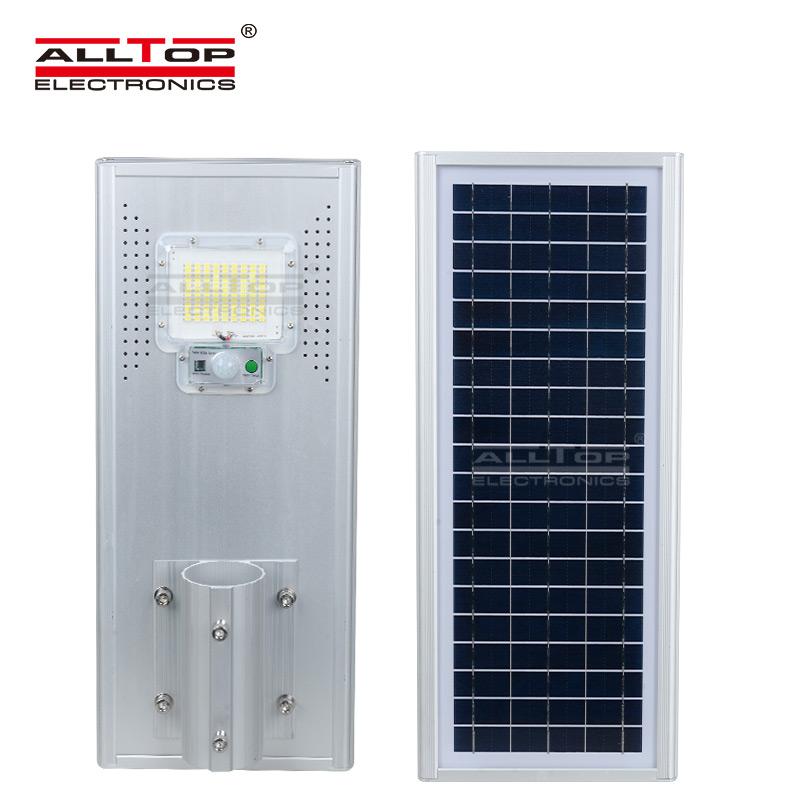 ALLTOP -solar street light ,all in one solar street light manufacturer | ALLTOP