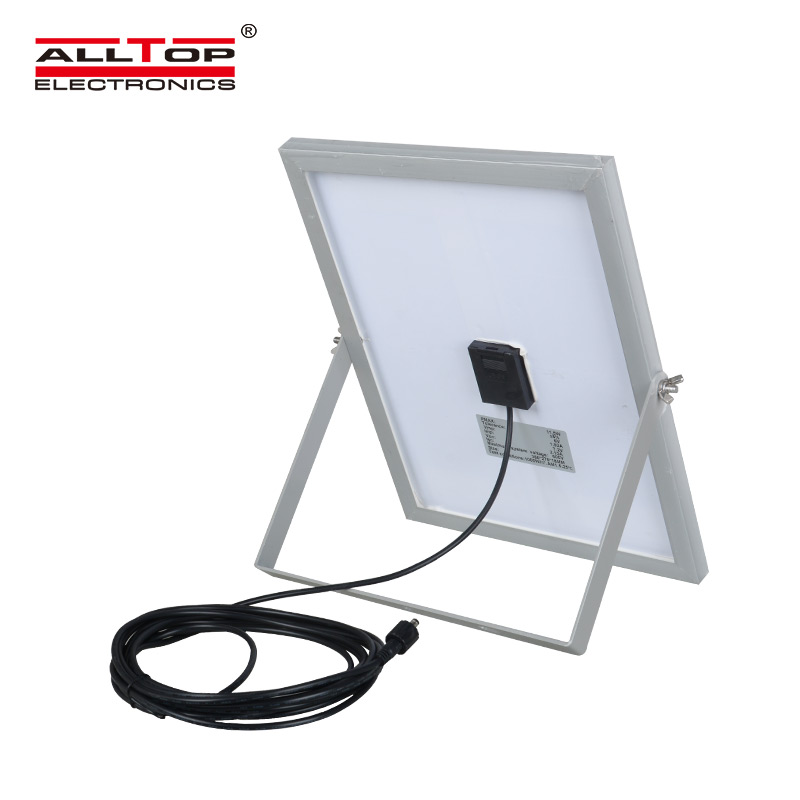 ALLTOP -High-quality Best Solar Flood Lights | High Brightness Energy Saving Outdoor-1