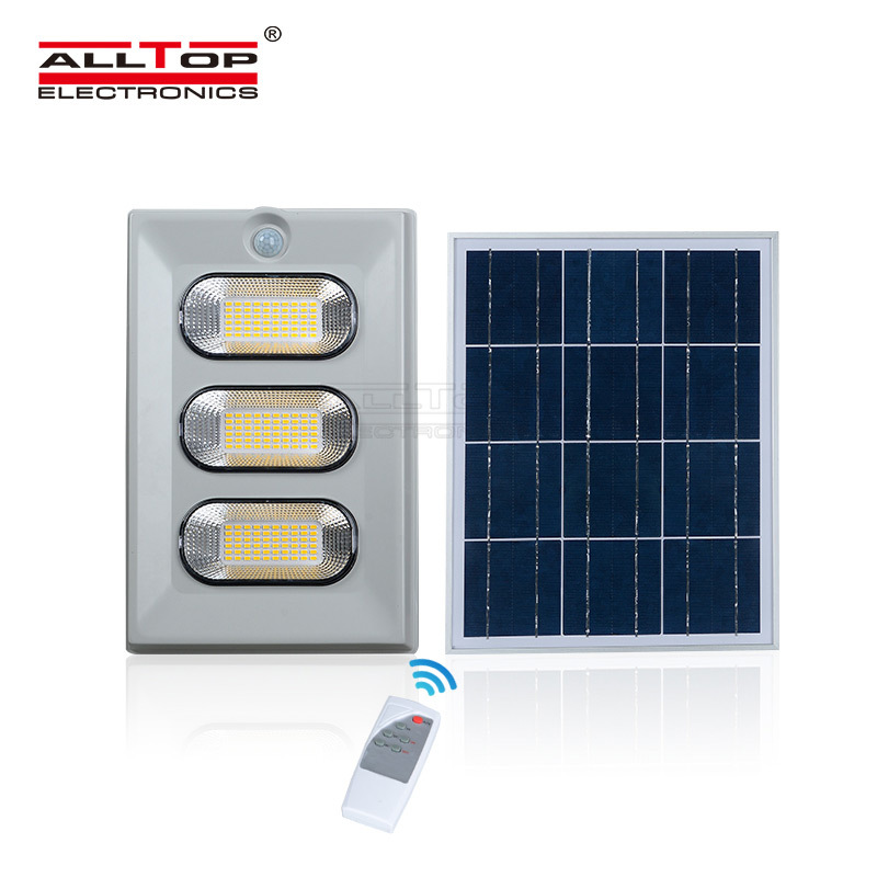 High brightness energy saving outdoor ABS ip65 50w 100w 150w solar led flood light