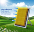 ip65 quality ALLTOP Brand solar flood light kit