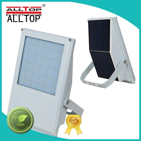 portable dc solar flood lights power ALLTOP Brand