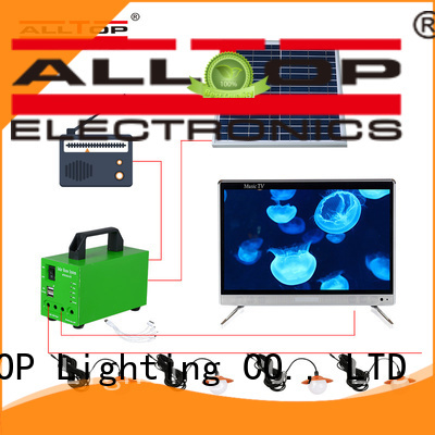 led lighting systems for home battery backup powered Warranty ALLTOP
