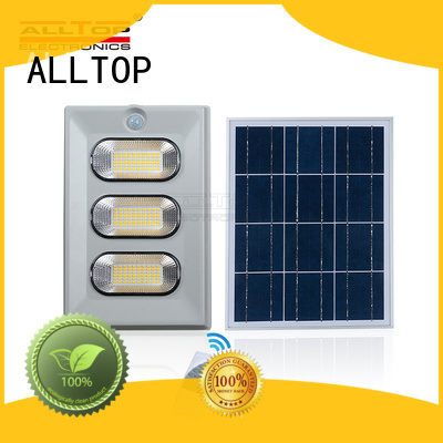 solar flood light kit oem spotlight Warranty ALLTOP