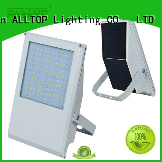 waterproof big brightness solar flood lights quality ALLTOP Brand